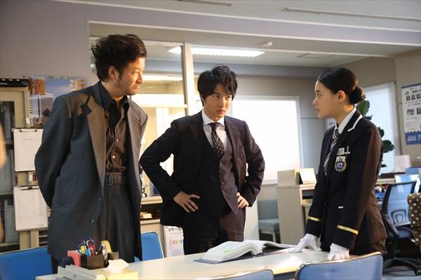 『刑事ゆがみ』第1話ゲストは杉咲花!神木隆之介が思いを寄せた同級生役