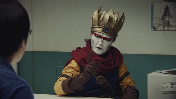 <p>「星のドラゴンクエスト」新TVCM 「悪魔が勇者に」シリーズ 「悪魔のささやき1」</p>