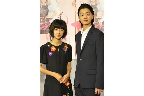 「本当にお尻が痛い…」黒島結菜&健太郎が体を張って挑む時代ドラマ『アシガール』が9・23スタート