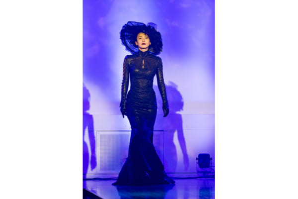 中谷美紀が舞台『黒蜥蜴』でグロテスク・ビューティーに挑戦!