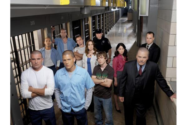 『プリズン・ブレイク』WOWOWで新作を含む全5シーズン一挙放送