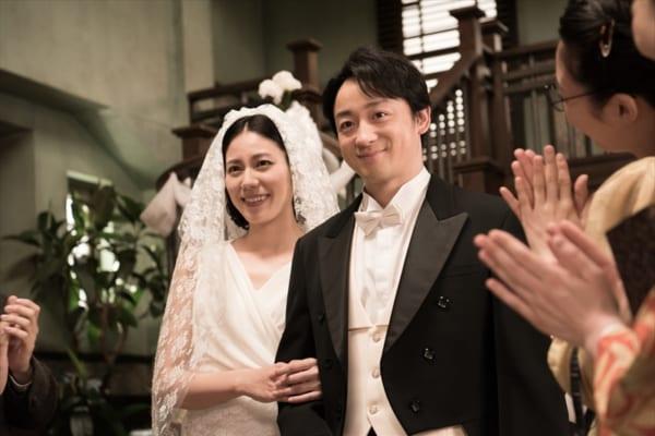 徹子の父と母がついに結婚!?松下奈緒&山本耕史のウエディングショットを公開
