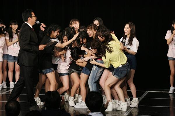 相川暖花ら研究生7人がサプライズ昇格!SKE48 9周年特別公演開催
