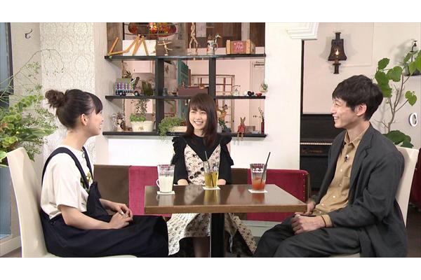 有村架純×坂口健太郎×森川葵が仲良しトーク!『ボクらの時代』10・8放送