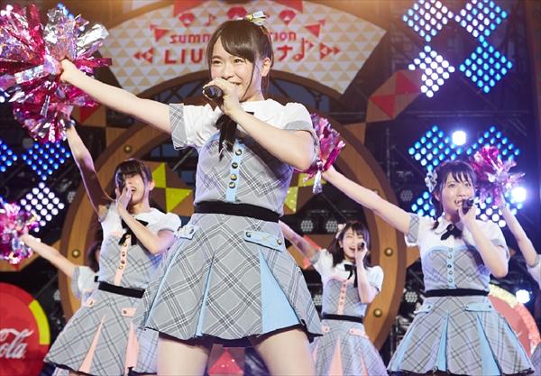 <p>「テレビ朝日・六本木ヒルズSUMMER STATION LIVE」&copy;AKS</p>