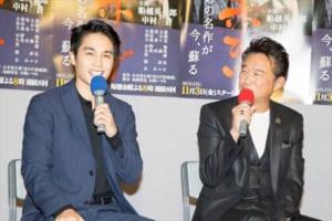 NHK BS時代劇『赤ひげ』試写会