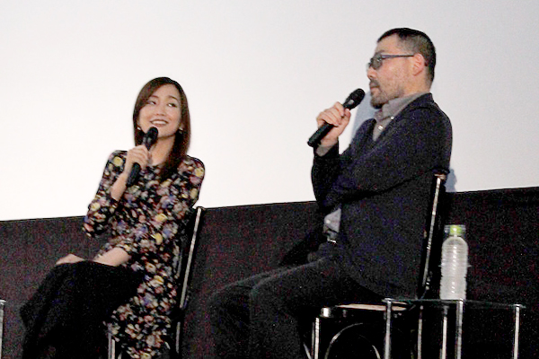 佐藤江梨子「この映画がどんどん育ってくれたらうれしい」『リングサイド・ストーリー』トークイベント開催