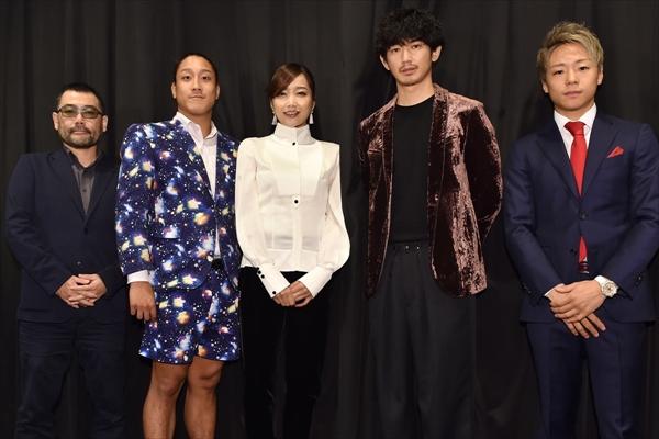 瑛太、売れない役者役に「原点回帰できた」『リングサイド・ストーリー』初日舞台あいさつ