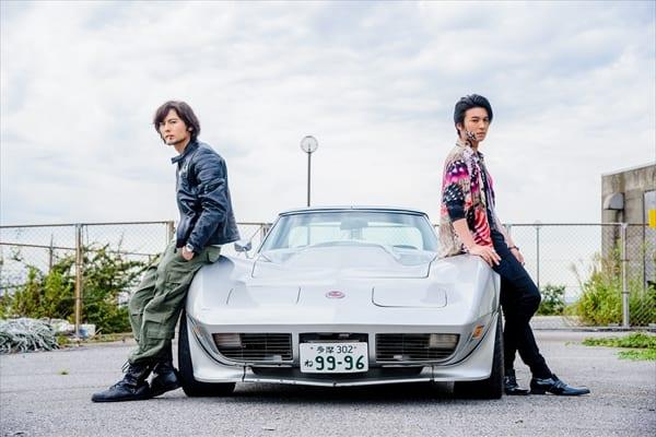 藤田玲、カーアクション映画「ボーダーライン」に主演!12・16公開