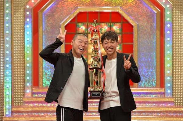 NHK新人お笑い大賞のアキナが朝ドラ出演をマジ直訴!「チョイ役でいいから出たい」