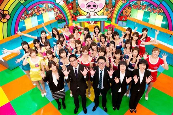 恵比寿★マスカッツ初のDVD 3か月連続リリース決定!第1弾は「マスカットナイト」3枚組