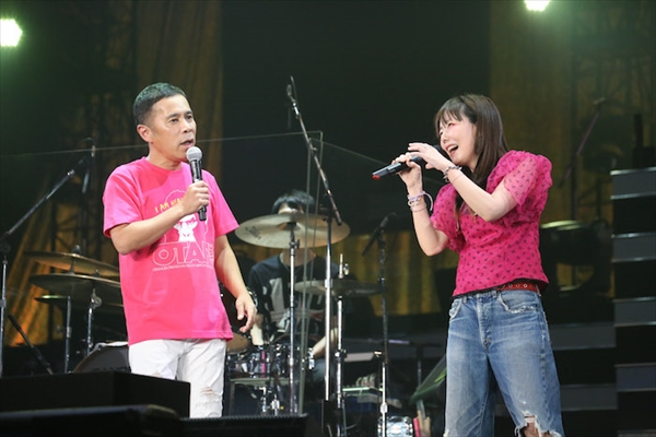 aikoが「岡村隆史のANN歌謡祭」で熱唱!岡村とデュエットも