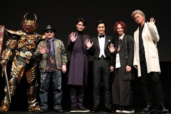 栗山航「流牙シリーズの集大成」『牙狼<GARO>神ノ牙-KAMINOKIBA-』東京国際映画祭でプレミア上映
