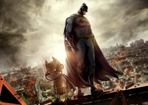 映画「DCスーパーヒーローズvs鷹の爪団」