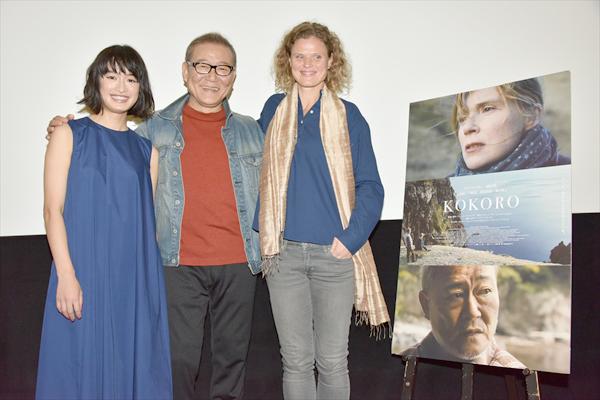 『KOKORO』監督が國村隼&門脇麦を絶賛「キャスティングが一番簡単だった」