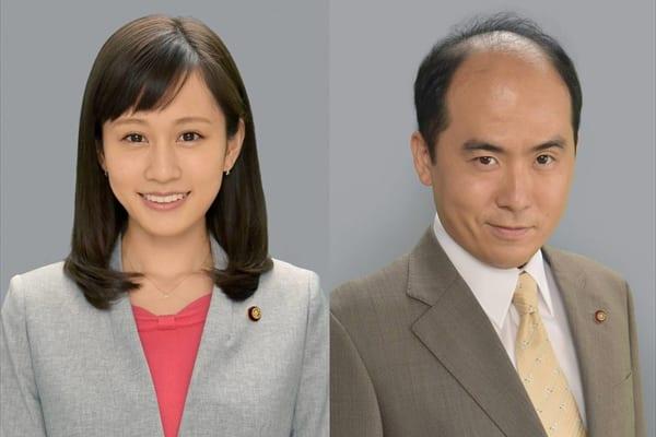 『民衆の敵』前田敦子&トレエン斎藤司が副音声に挑戦