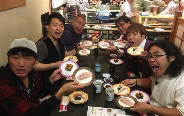 雨上がり、セカオザ、出川哲朗らが金沢を満喫!『10人旅』第3弾11・25放送
