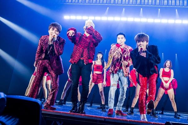 5万人が熱狂!BIGBANGドームツアー「LAST DANCE」福岡で開幕