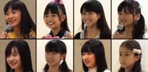 『少女たちの決断~密着!!ハロー!プロジェクト20周年オーディション』