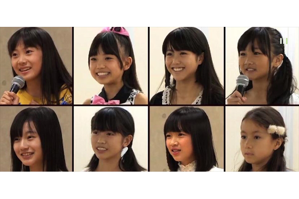 候補者8名が最終審査に挑む!ハロプロオーディション番組『少女たちの決断』11・20放送