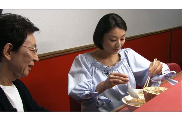 小池栄子が古舘伊知郎に女優としての挫折を明かす『トーキングフルーツ』11・21放送