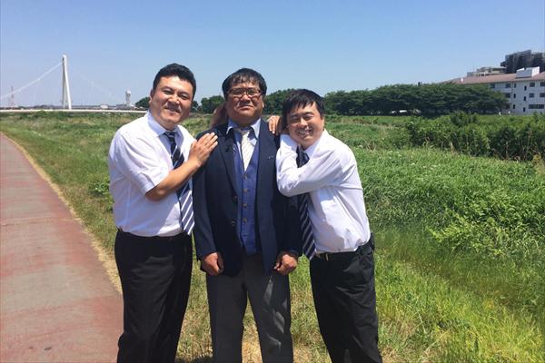 カンニング竹山がザキヤマ&河本にイジられまくる!DVD「熱血!ガチギレ竹八先生」18年3月発売
