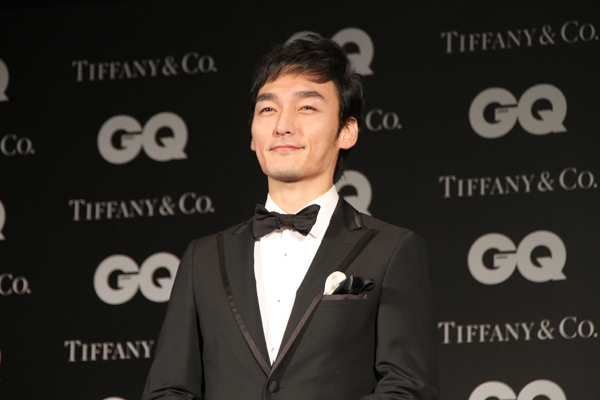 <p>『GQ MEN OF THE YEAR2017』</p>