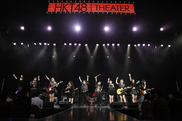 「生バンド歌謡ショー」で大盛り上がり!『HKT48 6フェス』2日目レポート