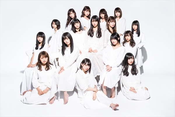 白間美瑠センター!NMB48「ワロタピーポー」ビジュアル解禁