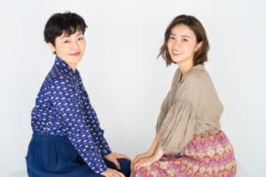 小林聡美×大島優子インタビュー