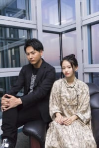 山下健二郎×山本舞香インタビュー