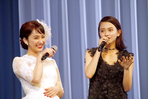中島健人&知念侑李の理想のプロポーズにファン歓喜!映画『みせコド』完成披露