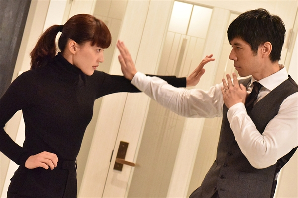 ついに綾瀬はるかと西島秀俊が激突!『奥様は、取り扱い注意』12・6最終回