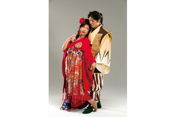 中村橋之助が日本舞踊版「カルメン」に挑む!「未来座 裁(SAI)カルメン2018」18年6月上演決定