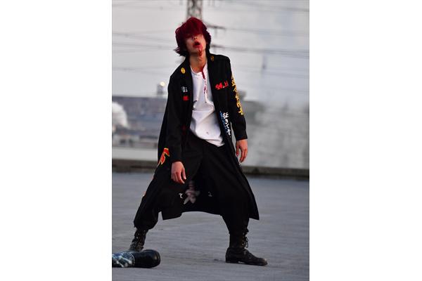 注目イケメン・健太郎が殴る蹴る!映画「デメキン」アクション映像公開