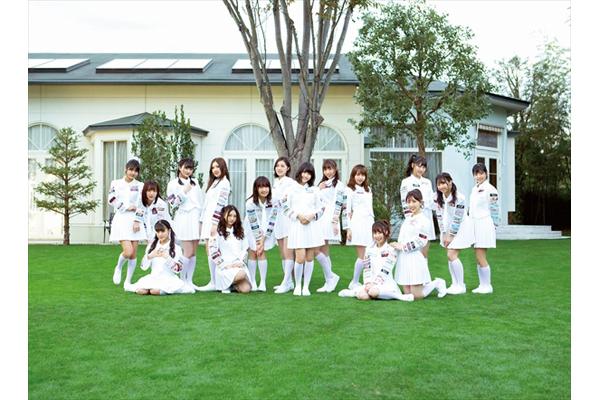 SKE48 22ndシングル「無意識の色」新ビジュアル&アートワーク解禁