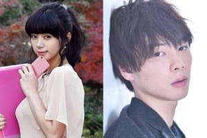 池田エライザ(左)、柾木玲弥