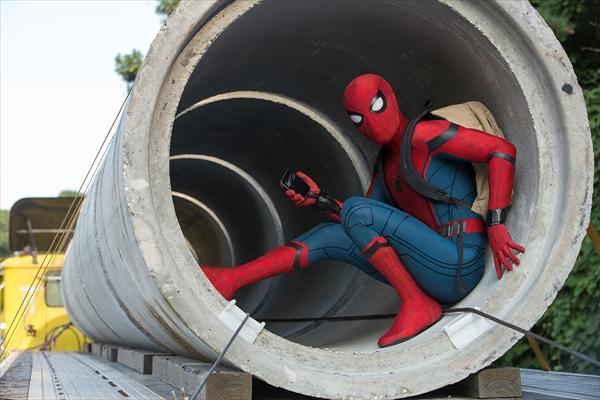 <p>『スパイダーマン:ホームカミング』</p>