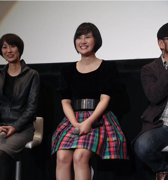 <p>「HKT48×48人の映画監督たち」先行試写会&copy;AKS</p>