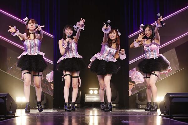 <p>HKT48ひまわり組「誘惑のガーター」&copy;AKS</p>