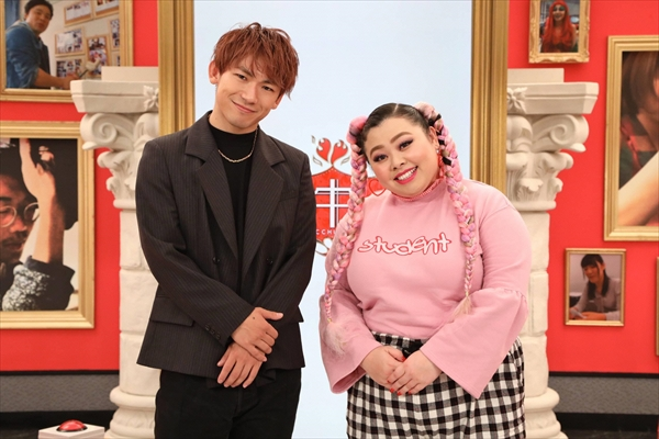"NAOTO&渡辺直美が""熱中人""を紹介!"