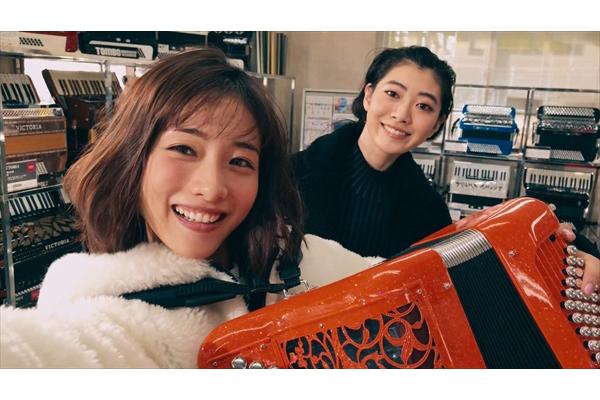 石原さとみの自撮りがかわいすぎ!「Find my Tokyo.」新CM先行公開