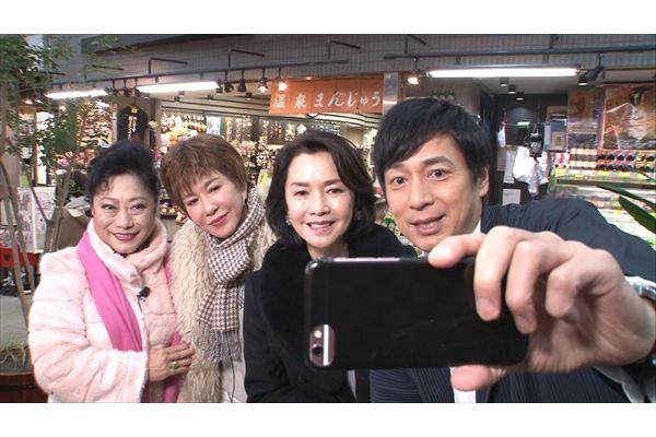 徳井大好き大御所女優3人が過去の恋愛話を暴露!『今夜くらべてみました 元日から生放送3時間SP』1・1放送