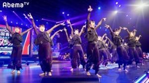 『【新春】AbemaTV全国青春ダンスカップby GENERATIONS高校TV』