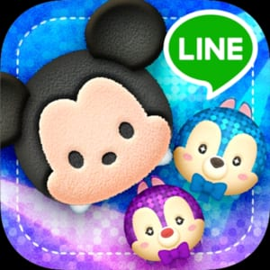 「LINE:ディズニー ツムツム」