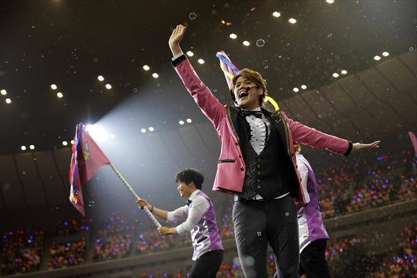 宮野真守の全国ツアー「LOVING!」横アリ公演 WOWOWで1・4放送