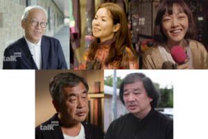 CNN特別番組『Talk Asia』日本スペシャル