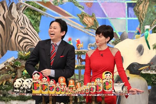 有吉弘行、見どころは「出演者の誰よりも派手な滝川さんの衣装」『なるほど!ザ・ワールド』1・8放送