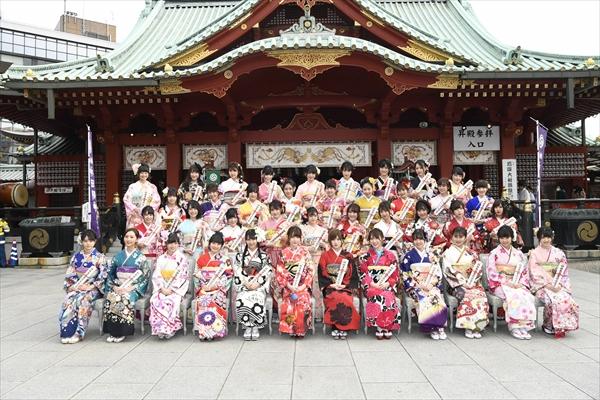 向井地美音、白間美瑠、宮脇咲良らがAKB48成人式で決意表明「黄金世代と呼んでもらえるように」