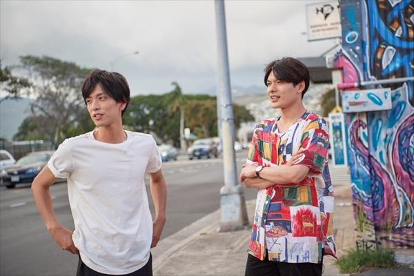 黒羽麻璃央&崎山つばさがアロハシャツに悩みまくり!1・16『俺旅。』第2回はコーデ対決